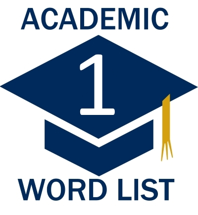 Academic Word List - Group 1