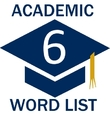 Academic Word List - Group 6